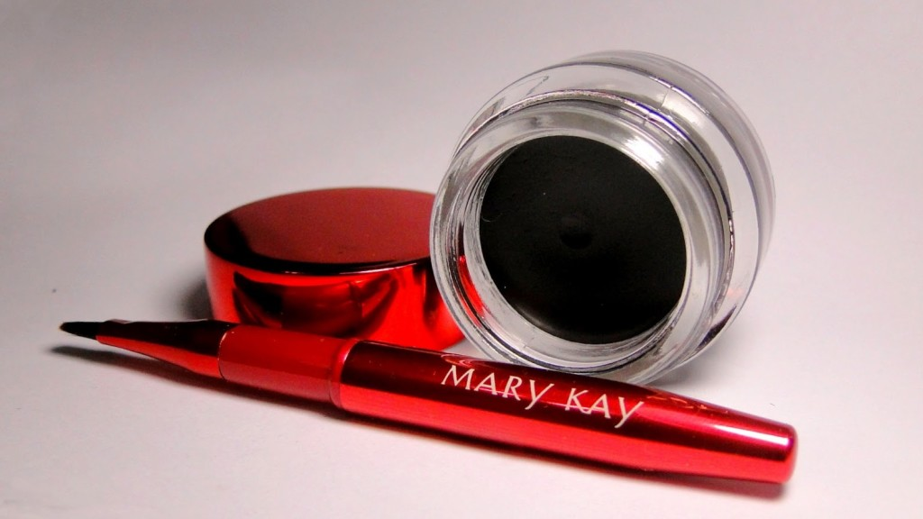Delineador em Gel Mary Kay Jet Black