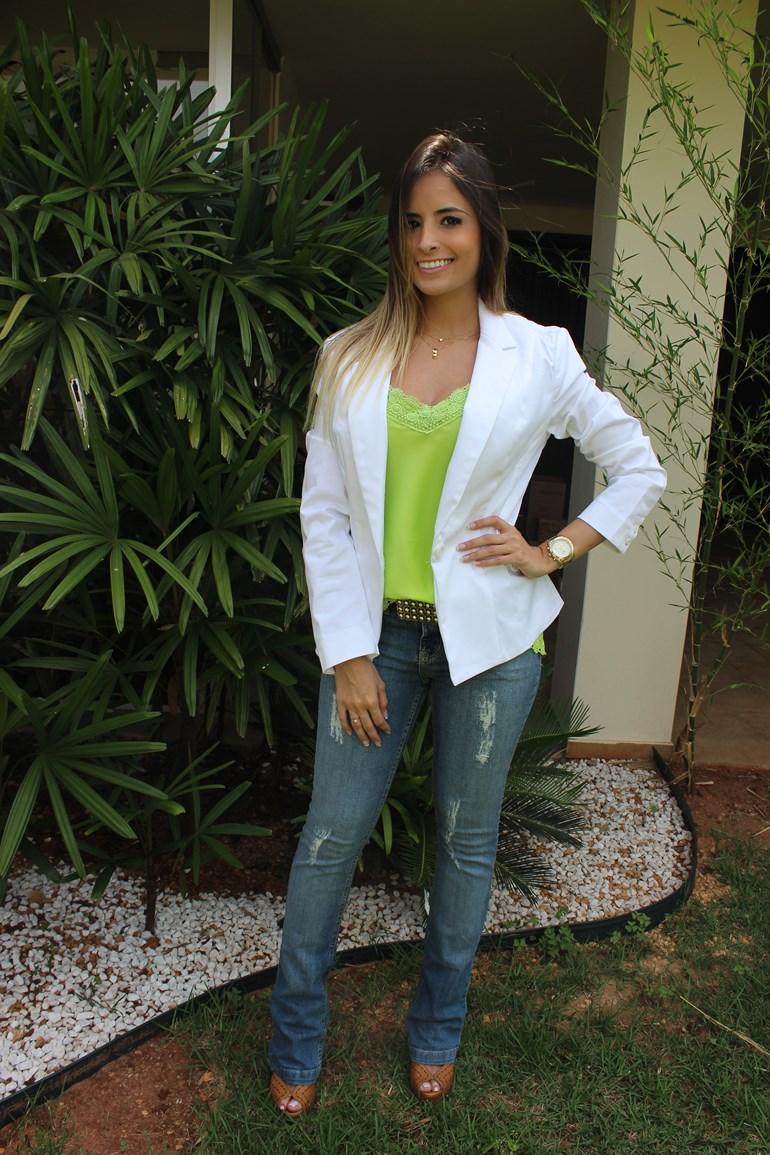Meu Look – Alexsandra Marques!