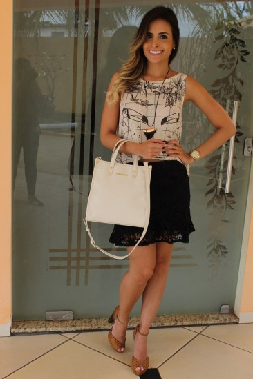 Meu look Mix Multimarcas!