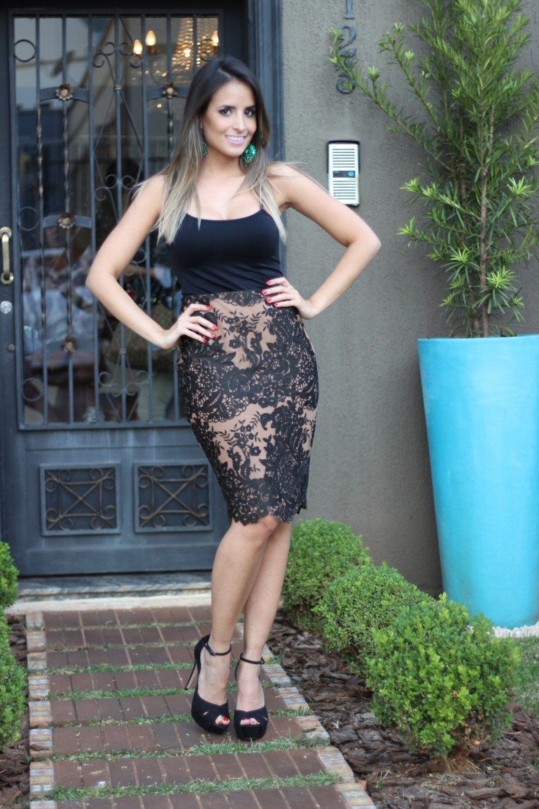 Meu look – Renda-se!