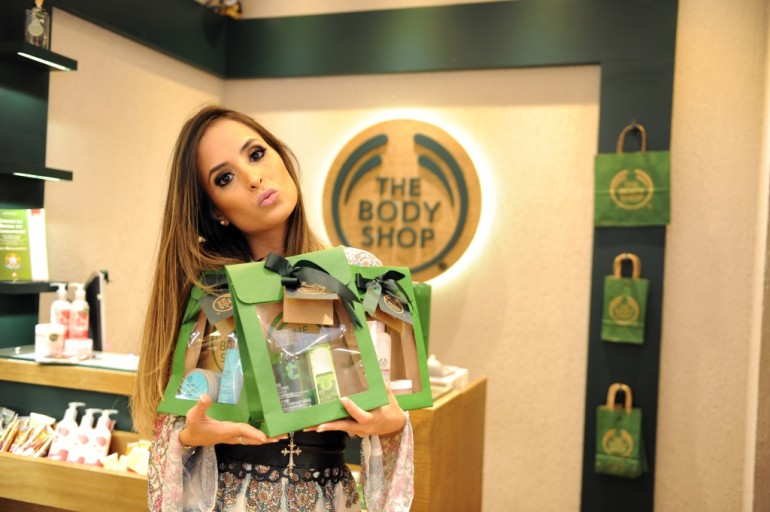 The Body Shop!