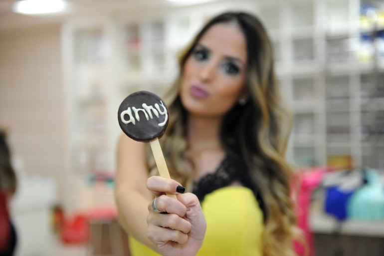 Evento Anny no Shopping Litoral!